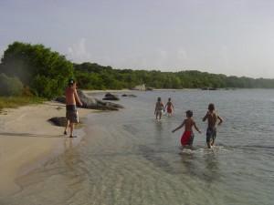BVI Beach Trip