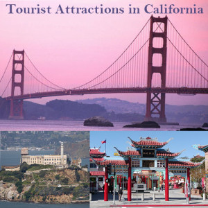 Naomi Loomis has been to these Tourist Attractions in California